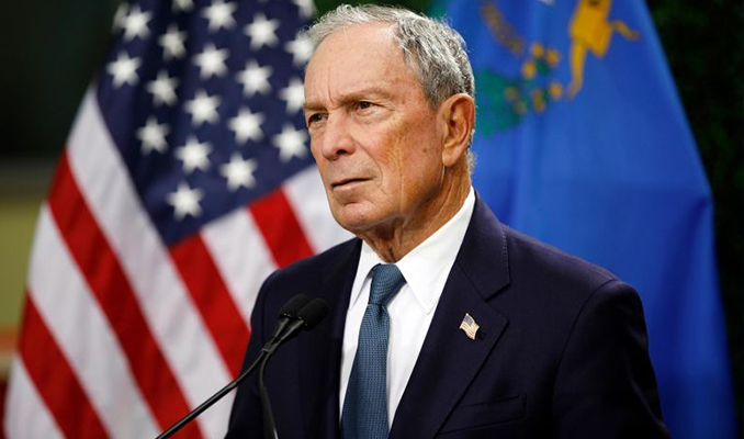 Michael Bloomberg seçim kampanyasında mahkum çalıştırmış