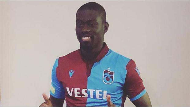Badou Ndiaye, Trabzonspor formasını giydi