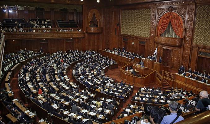 Japonya Parlamentosu ABD ile ticaret anlaşmasını onayladı