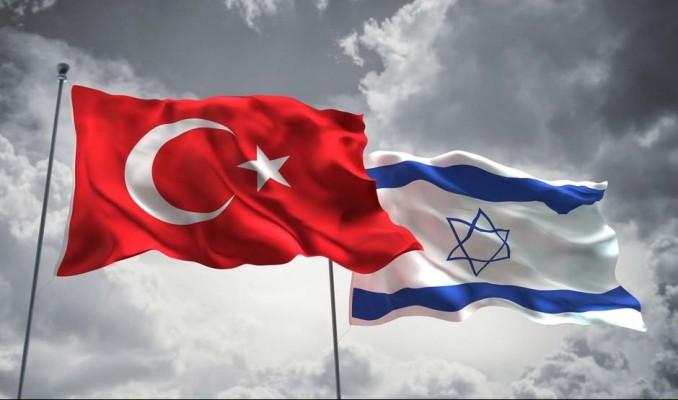 İsrail'den skandal Türkiye paylaşımı