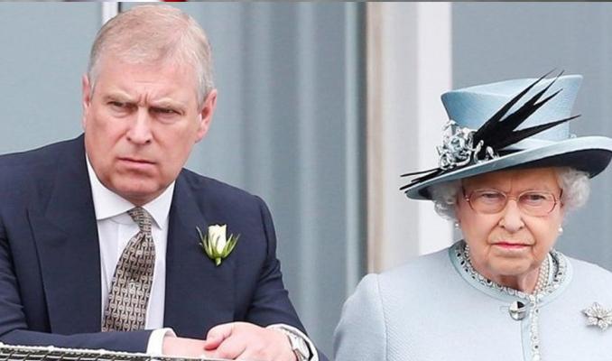 Cinsel istismarla suçlanan Prens Andrew'a ikinci şok