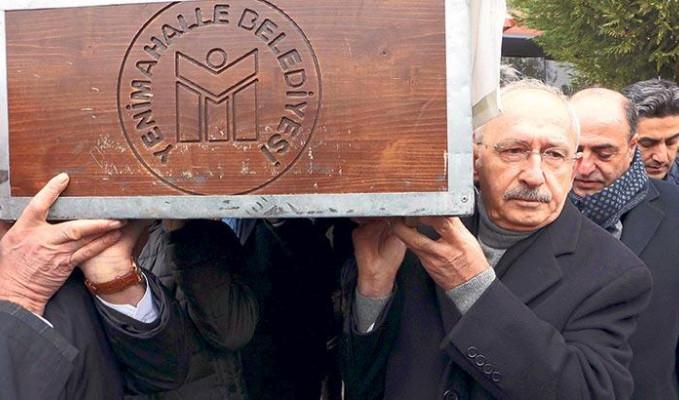 Kılıçdaroğlu'nun dayısı Ankara'da toprağa verildi
