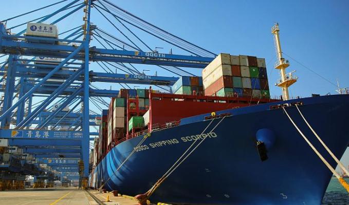 Çin'in ihracatı düşüyor, ithalatı artıyor