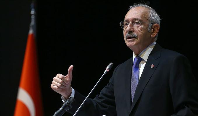 Kılıçdaroğlu: Erdoğan'ın avukatlarının mal varlıkları araştırılsın