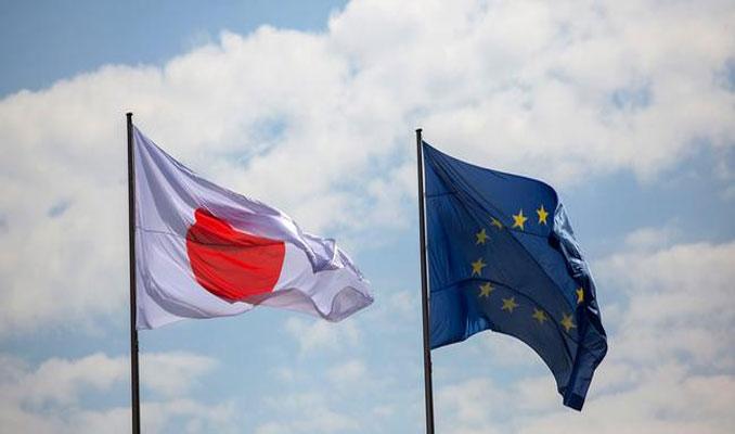 AB ile Japonya arasında vergiler kalktı