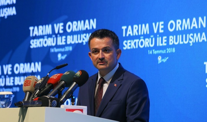 Pakdemirli: 30 milyon lira tazminat ödemesini yaptık