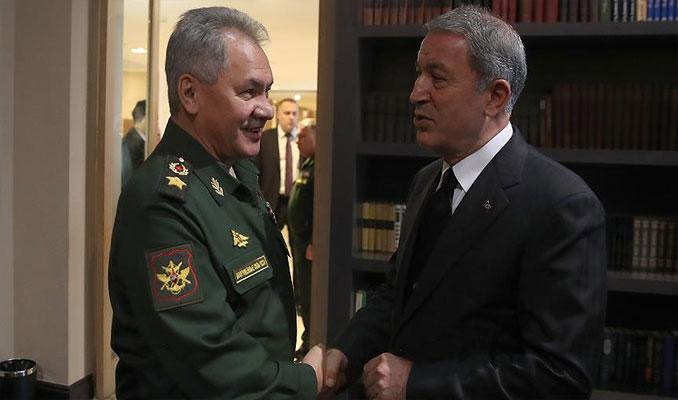 Rusya Savunma Bakanı Türkiye'ye geliyor
