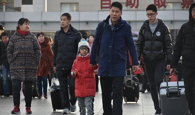 Çin'de Bahar Bayramı tatilinde rekor turizm geliri