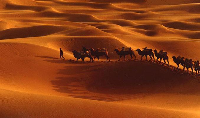 Sahra Çölü'nde bilinmeyen bir uygarlığın izlerine rastlandı!