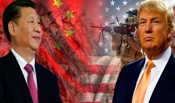 Çin'den ABD'ye iki savaş gemisi tepkisi