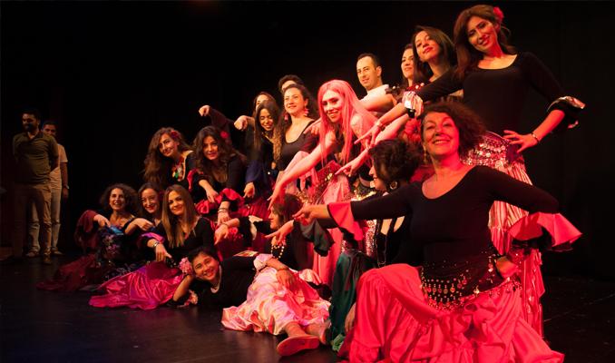 25. Gypsy Night Profilo Kültür Merkezi'nde