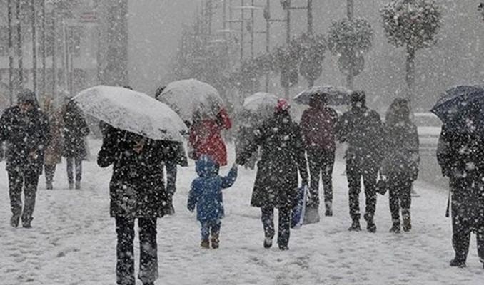 Ve tarih verildi! İstanbul'a kar geliyor