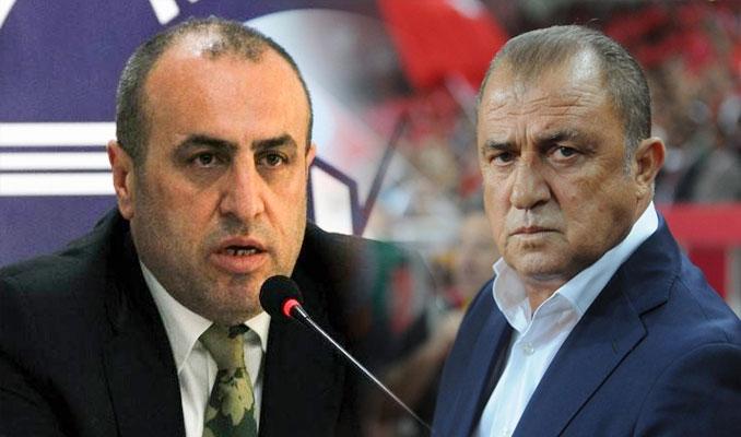 Terim'e tehdit davasında Aydoğdu'ya hapis cezası