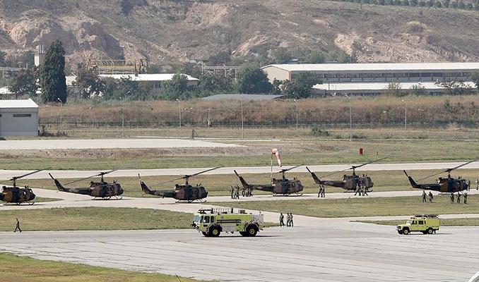 4. Kara Havacılık Alay Komutanlığı taşınıyor