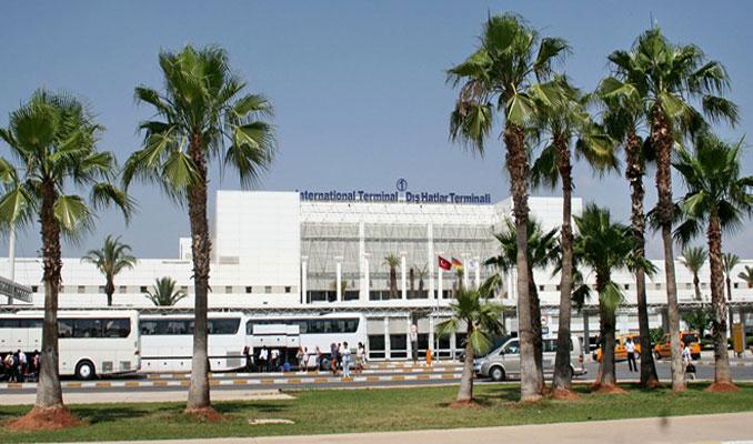 Antalya Havalimanı 18 milyon yolcu bekliyor