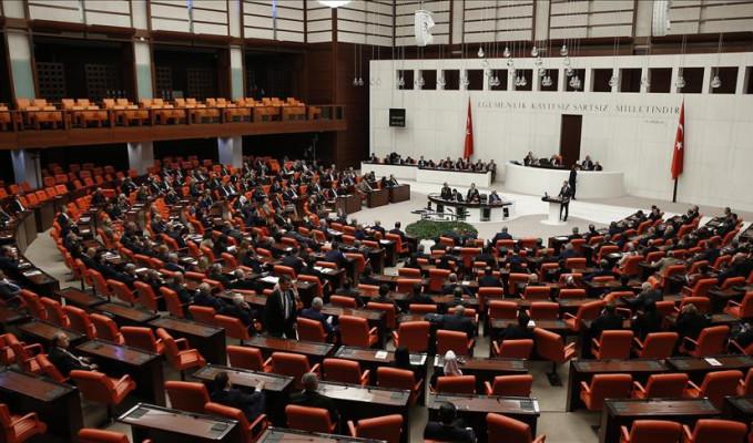 AK Parti Meclis'e yasa teklifi sundu