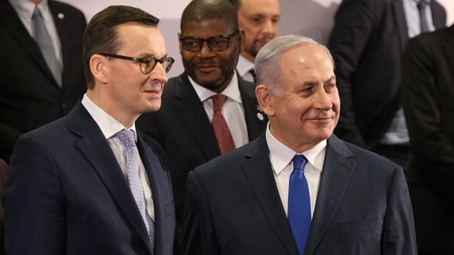 Nazi gerilimi! Polonya Başbakanı İsrail seyahatini iptal etti