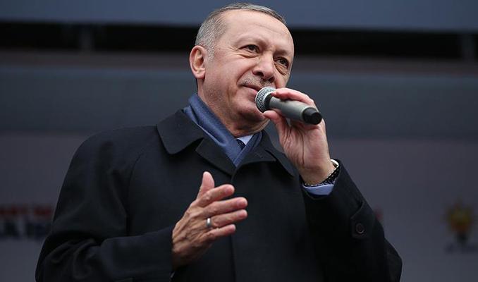 Erdoğan'dan müjdeyi Muğla'da verdi