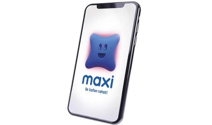 Maxi, İşCep'ten sonra şimdi de Maximum Mobil'de