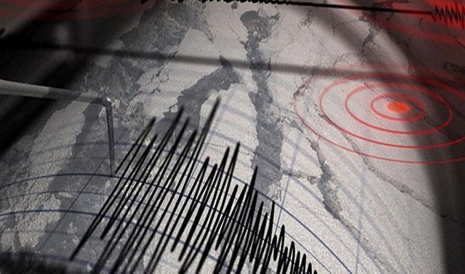 Fiji'de 6.2 büyüklüğünde deprem