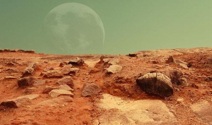 Mars'a gidecek ilk kişi! O olabilir