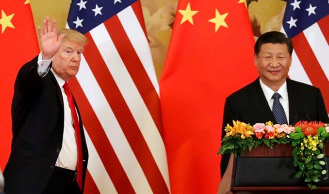 Trump: Çin ile anlaşma imzalamamız için acelemiz yok
