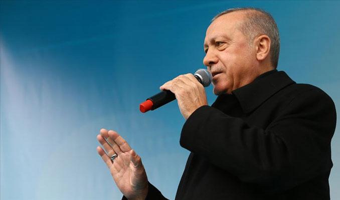 Erdoğan: Alengirli işlere bulaşan zatı Ankara'ya dayattılar