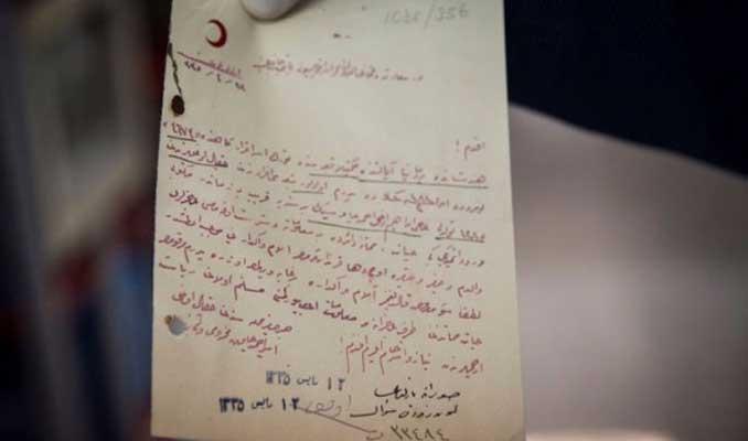 PTT  esirlerin ve yakınlarının yazdıkları mektupları ailelere teslim edecek