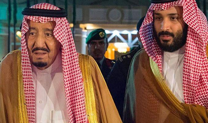 Salman'ın bazı yetkileri elinden alındı