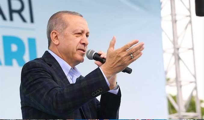 Erdoğan: Siyaset özünde rekabettir ama yalan değil