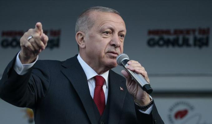 Erdoğan Kütahya'da halka hitap etti