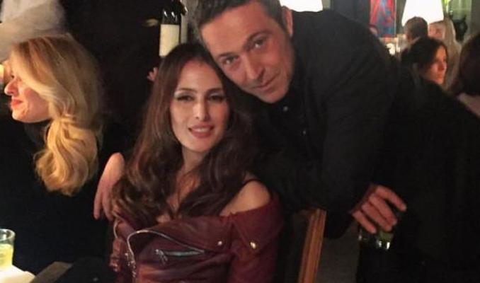 Ali Koç'un eşi mutlu sona hazırlanıyor