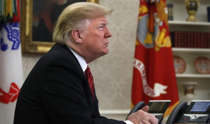 Trump'tan şaşkınlık yaratan yaptırım açıklaması