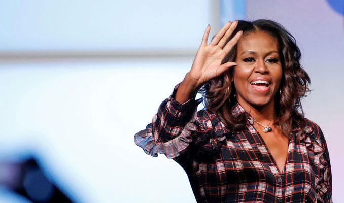 Michelle Obama rekor kırdı! En popüler o oldu