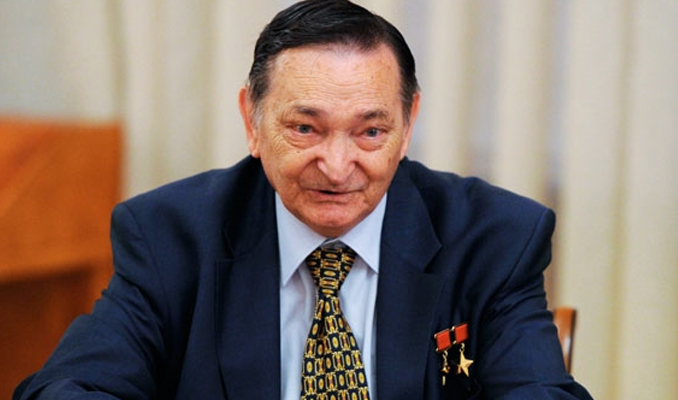 Efsane Rus kozmonot yaşamını yitirdi