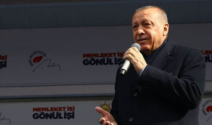 Erdoğan: İki gün içinde ekonomik saldırıyı boşa çıkardık