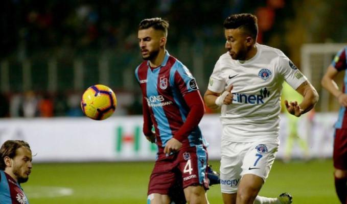 Kasımpaşa 2-2 Trabzonspor