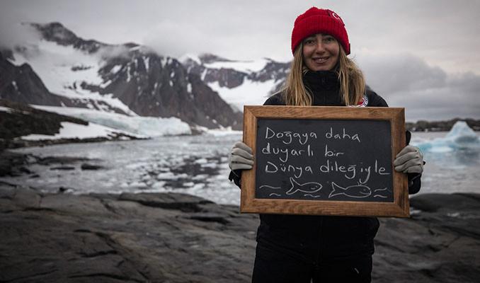 Antarktika'da anlamlı final