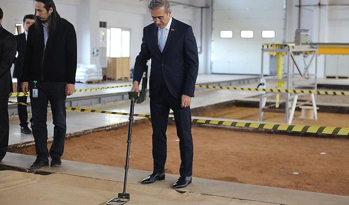 Dünyanın en hafif mayın dedektörü 'OZAN' hazır