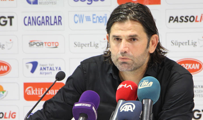 Gençlerbirliği'nin teknik direktörü İbrahim Üzülmez oldu