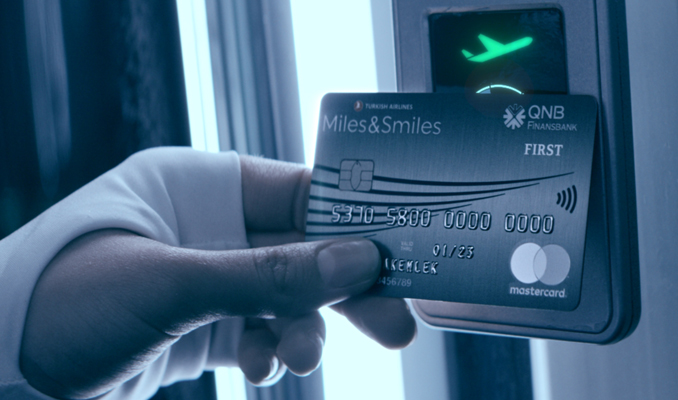 Miles&Smiles QNB Finansbank'ta