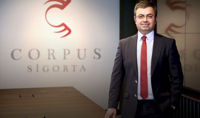 Corpus Sigorta Genel Müdürü Demir 4 ayı ve hedeflerini anlattı