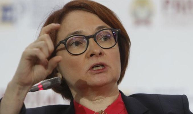 Rusya Merkez Bankası Başkanı'ndan faiz indirimi sinyali