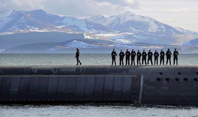 İngiliz donanmasında skandal