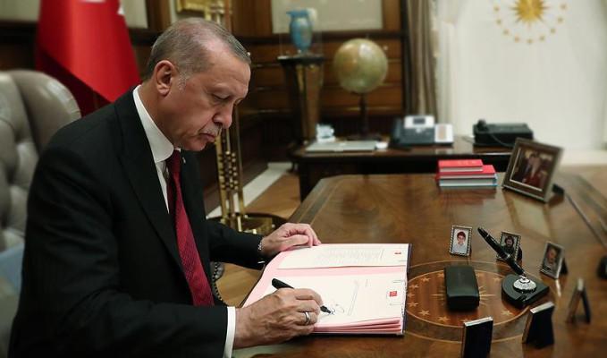 Cumhurbaşkanı imzaladı... Kaldırım TEİAŞ Genel Müdürü oldu