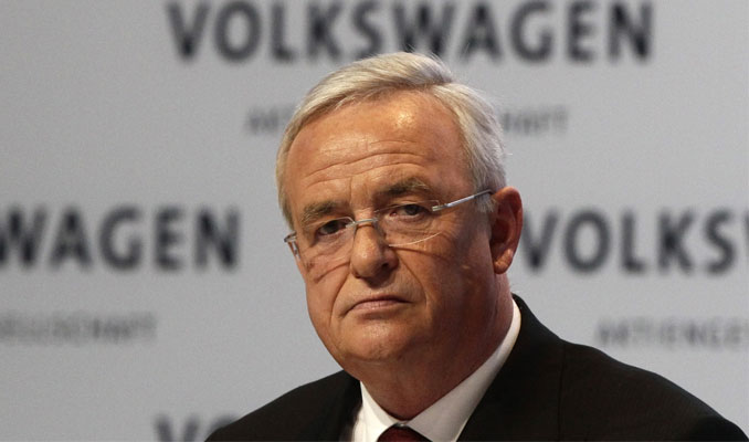 Alman savcıdan VW'nin eski CEO'suna dolandırıcılık suçlaması
