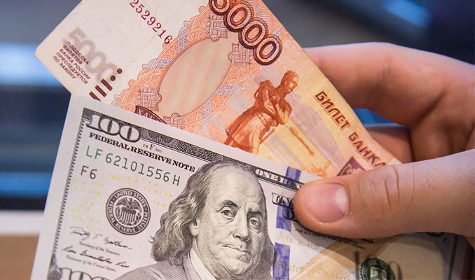 Moskova yönetimi dolar/ruble kuruna rota çizdi