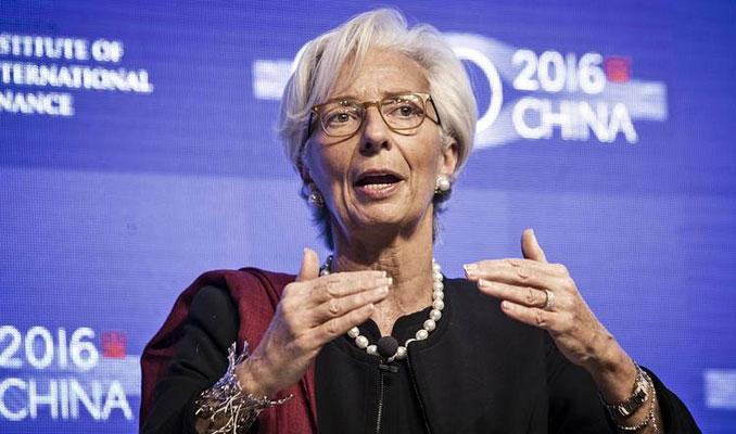 Lagarde: İkinci yarıda toparlanma bekliyoruz