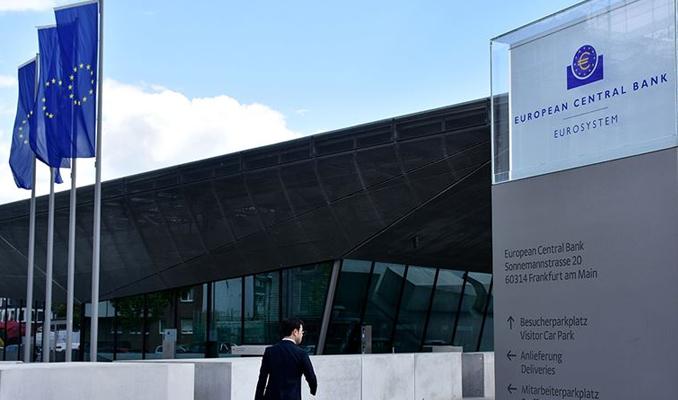 ECB: Trump'ın ticaret savaşı Avrupa'yı 'ılımlı' etkiledi
