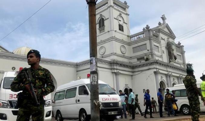 Sri Lanka'da bir patlama daha